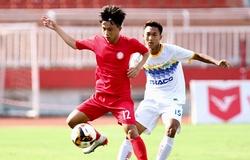 Kết quả U19 TPHCM vs U19 An Giang: Nhát kiếm chí mạng