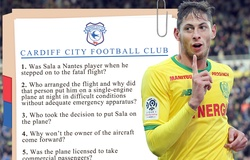 Cardiff kêu gọi cảnh sát, FIFA và FA điều tra mờ ám ở vụ chuyển nhượng Sala
