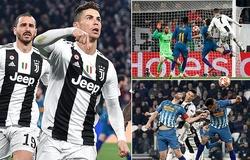 Tập thế nào để bật nhảy cao như Cristiano Ronaldo?