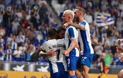 Kết quả bóng đá hôm nay (26/7): Espanyol đè bẹp Stjarnan