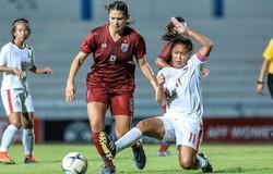 BXH AFF Cup nữ 2019: Thái Lan và Philippines nắm quyền tự quyết
