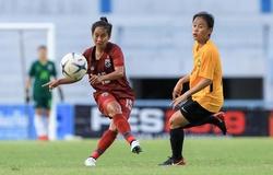 BXH AFF Cup nữ 2019: Thái Lan và Philippines vào bán kết