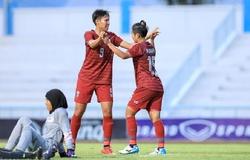 Kết quả bóng đá Nữ Đông Nam Á 2019: Việt Nam tiến gần hơn trận chung kết
