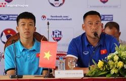 Lý do khó tin khiến U15 Việt Nam đặt mục tiêu cọ xát giải Quốc tế