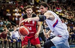 Bảng D FIBA World Cup 2019: Serbia thống trị, Italia và Philippines tranh hạng 2
