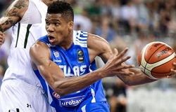 Giannis Antetokounmpo cho rằng Hy Lạp cần thêm sự đồng điệu trong lối chơi