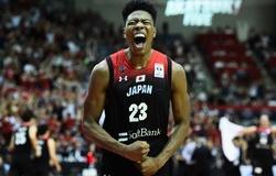 Nhật Bản công bố 12 cái tên chính thức, Rui Hachimura dẫn đầu danh sách