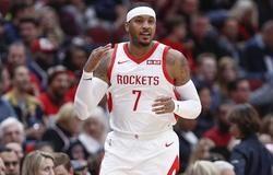 Kyrie Irving, Kevin Durant thúc giục Nets ký hợp đồng với Carmelo Anthony