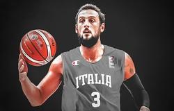 """Ngôi sao ĐT Italia, Marco Belinelli tuyên bố """"chúng tôi không sợ bất kì ai"""""""
