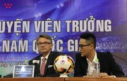 Điểm đặc biệt trong hợp đồng của HLV Philippe Troussier với VFF