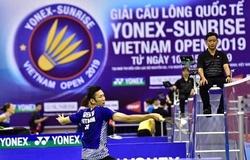 Trực tiếp cầu lông Vietnam Open 2019 ngày 12/9: Nguyễn Tiến Minh thắng kịch tính tại vòng 3