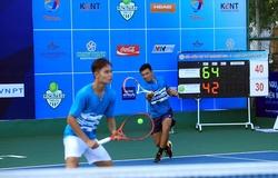 Giải quần vợt VTF Masters 500 -3: Lý Hoàng Nam vào bán kết đơn, chung kết đôi