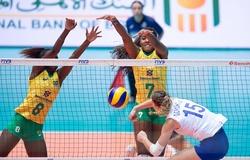 Lịch thi đấu bóng chuyền hôm nay 13/9: U18 nữ Mỹ vs U18 nữ Brazil
