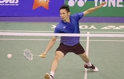 Trực tiếp cầu lông Vietnam Open 2019 ngày 13/9: Nguyễn Tiến Minh dừng bước ở tứ kết