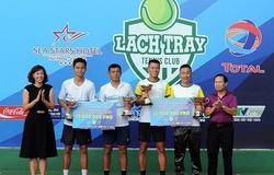 Kết quả giải quần vợt VTF Masters 500 -3: Chiến thắng ấn tượng của Hưng Thịnh TP.HCM