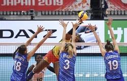 Xem trực tiếp bóng chuyền nữ thế giới 2019 hôm nay 15/9: Nga vs Nhật Bản