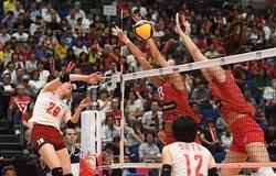 Xem trực tiếp bóng chuyền nữ thế giới 2019 hôm nay 16/9: Nhật Bản vs Hàn Quốc