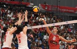 Kết quả bóng chuyền nữ thế giới 2019: Chủ nhà Nhật Bản thua ngược