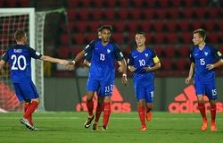 Nhận định U17 Pháp vs U17 Chile 03h00, 28/10 (Vòng bảng U17 Thế giới 2019)
