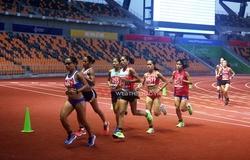 Điền kinh SEA Games 30 khởi tranh, Hồng Lệ xuất trận săn huy chương marathon