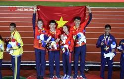 Chiến thuật khác người và ghép đội thần tốc, đội tiếp sức hỗn hợp Việt Nam vô đối ở SEA Games 30