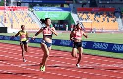 """Lê Tú Chinh khởi động chiến dịch bảo vệ danh hiệu """"Nữ hoàng tốc độ SEA Games 30"""""""