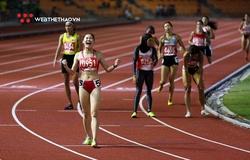 Cô gái mắc bạo bệnh giành HCV 800m SEA Games 30 muộn màng