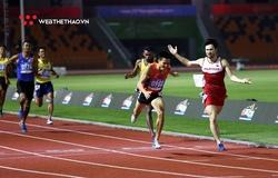 Dương Văn Thái giành HCV 800m SEA Games 30 kịch tính sau cú va chạm cán đích tranh cãi