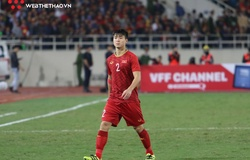 Những phương án thay thế Duy Mạnh ở ĐT Việt Nam trong trận gặp Malaysia
