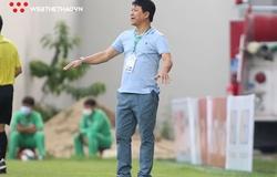 Chủ tịch kiêm HLV Vũ Tiến Thành: Ngồi ghế huấn luyện V.League cho tôi cảm giác thoải mái