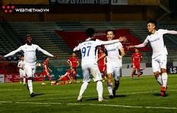 HAGL thắng trận giao hữu trong mùa dịch COVID-19
