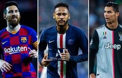 Những pha đi bóng của Messi, Ronaldo, Neymar khác nhau như thế nào?