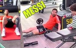 Messi ăn uống và tập luyện như thế nào để phòng chống COVID-19