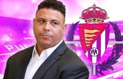 """Real Valladolid thi đấu ra sao dưới thời Chủ tịch Ronaldo """"béo""""?"""