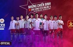Xây dưng đội hình Việt Nam trong Fifa Online 4