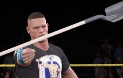 """Sự tích """"Cây xẻng vàng"""" chuyên đào mồ chôn tài năng: John Cena"""