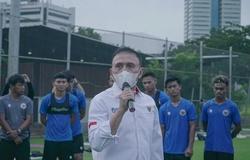 """""""Sếp lớn"""" Indonesia lên tiếng muốn đánh bại ĐT Việt Nam tại VL World Cup 2022"""