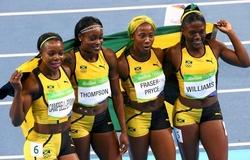 Cường quốc điền kinh Jamaica công bố đội tuyển dự Olympic Tokyo 2020