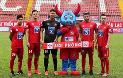Danh sách cầu thủ, đội hình Hải Phòng đá V.League 2021
