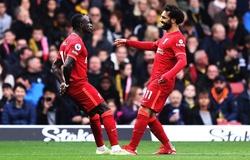 """Salah lần đầu tiên """"nổ súng"""" 8 trận liên tiếp với Liverpool"""
