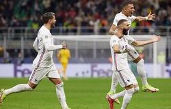 Tại sao Mbappe không việt vị khi ghi bàn quyết định cho Pháp?