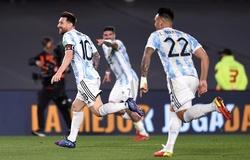 Messi kiến tạo trở thành... bàn thắng cho tuyển Argentina
