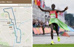 Lộ diện đường đua marathon Olympic Tokyo 2021