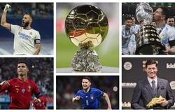 Độc giả Marca chọn Messi và Benzema cho Quả bóng vàng