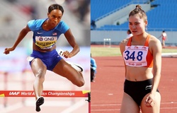 Quách Thị Lan lại gặp nhà vô địch thế giới 400m rào tại bán kết Olympic Tokyo