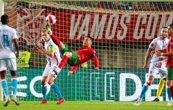 Ronaldo tiến gần đến kỷ lục ghi bàn ở vòng loại World Cup