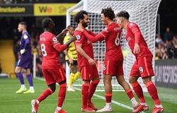 """Liverpool lập kỷ lục vô tiền khoáng hậu với """"cỗ máy ghi bàn"""""""