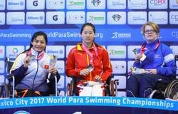 Bích Như dừng bước, á quân người Trung Quốc bị loại sốc 200m hỗn hợp SM6 Paralympic Tokyo