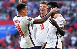 Bảng xếp hạng FIFA: Tuyển Anh xếp cao nhất sau 9 năm