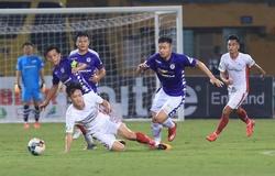 'Trận Viettel vs Hà Nội bất phân thắng bại, giải quyết trên chấm luân lưu'
